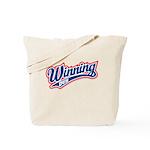 Winning Duh Tote Bag