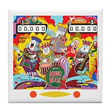 Gottlieb® King Kool Pinball Tile Coaster
