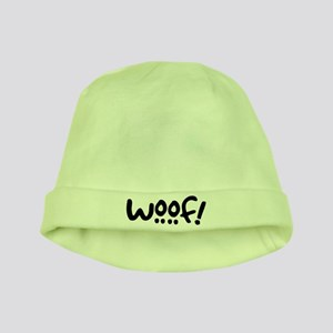 Woof! Dog-Themed baby hat