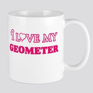 I love my Geometer Mugs