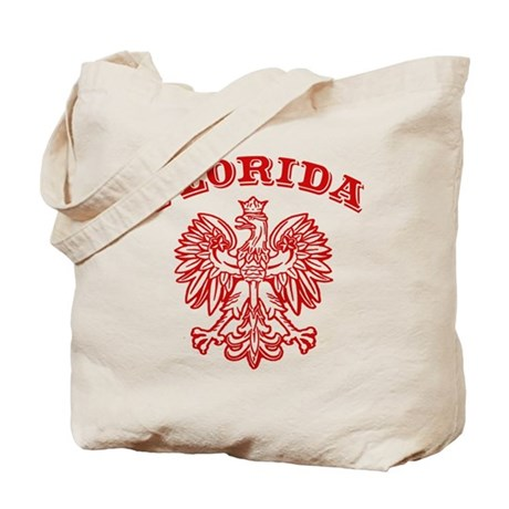 Florida Polish Tote Bag