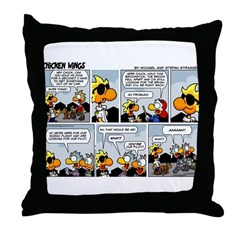 2L0035 - Looking for the ... Throw Pillow