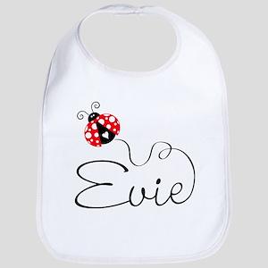 Ladybug Evie Bib