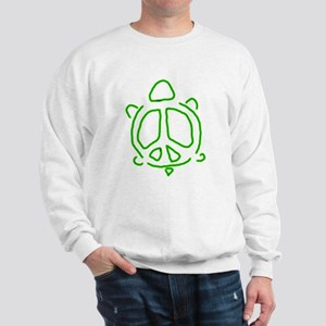 Peace turtle Sweatshirt