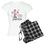 Cherry Blossoms - Japan Women's Light Pajamas