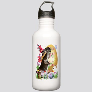 A Good Three Bunny Easter Stainless Water Bottle 1