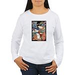 Geisha Women's Long Sleeve T-Shirt