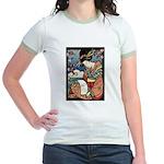 Geisha Jr. Ringer T-Shirt