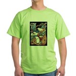 Geisha Green T-Shirt