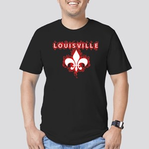 Louisville EH Men's Fitted T-Shirt (dark)