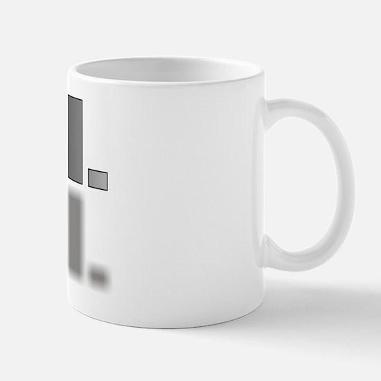 C.S.I. Mug