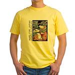 Geisha Yellow T-Shirt