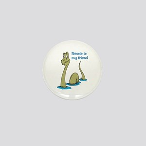 Nessie Mini Button