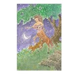 Minstrel Moon Postcards (Package of 8)