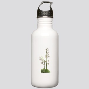lily of Valley Stainless Water Bottle 1.0L