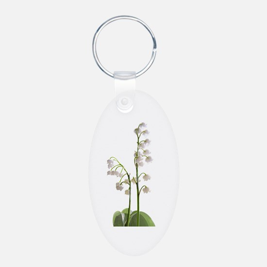 lily of Valley Keychains