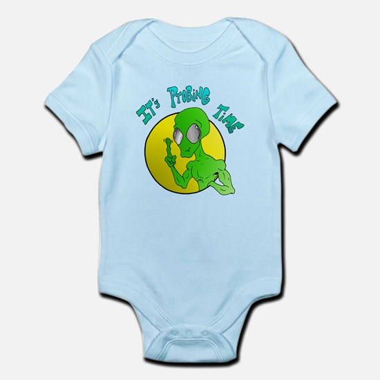 It's Probing Time Infant Bodysuit