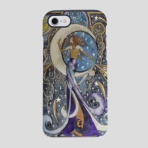 Night Sky Deco iPhone 7 Tough Case
