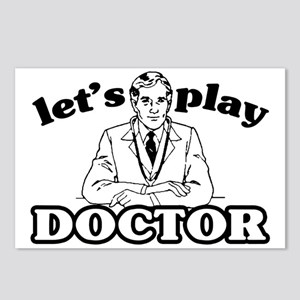 Play Doctor Postcards (Package of 8)