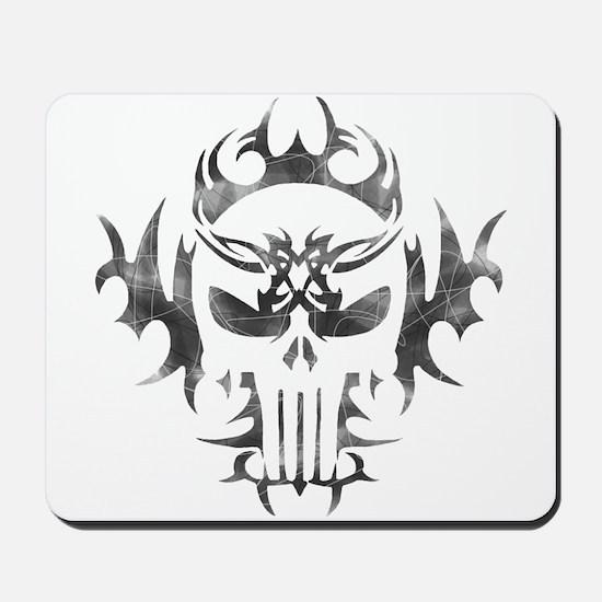 Tribal Punisher Mousepad