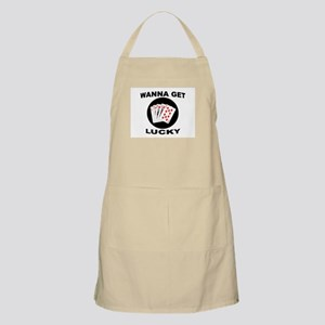 TRY YOUR LUCK Apron