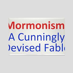 Mormonism CDF Rectangle Magnet