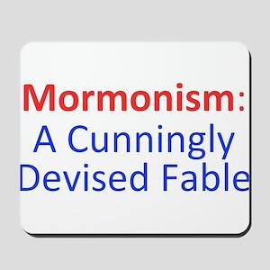 Mormonism CDF Mousepad