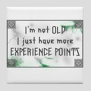 Experience Tile Coaster