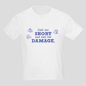 Call Me Short Kids Light T-Shirt