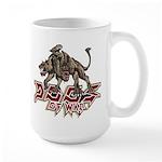 Dogs of War Large Mug
