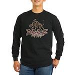 Dogs of War Long Sleeve Dark T-Shirt