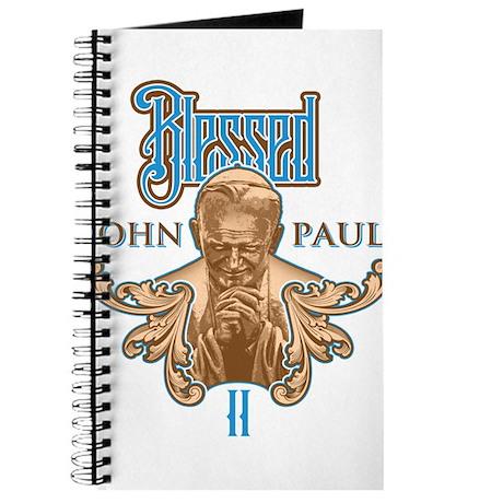 Pope John Paul II Beatificati Journal