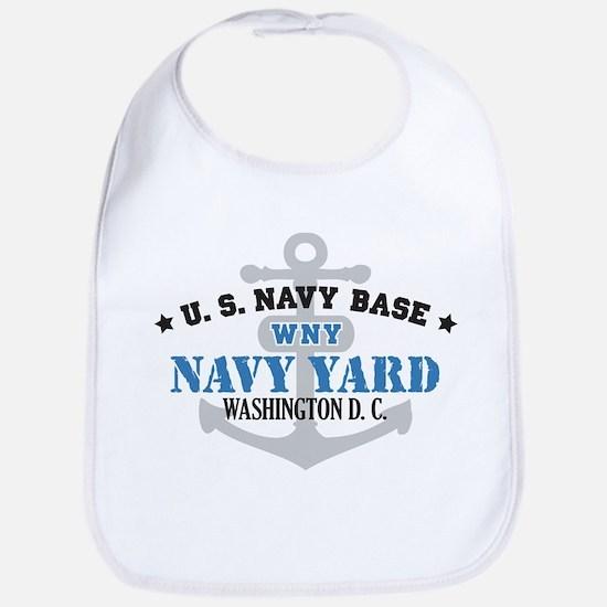 US Navy Yard Base Bib