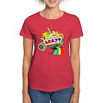 Crazy Women's Dark T-Shirt