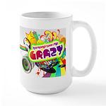 Crazy Large Mug