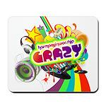 Crazy Mousepad