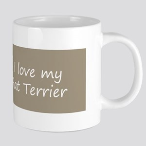 Rat Terrier 20 oz Ceramic Mega Mug