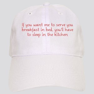 Breakfast in Bed Cap
