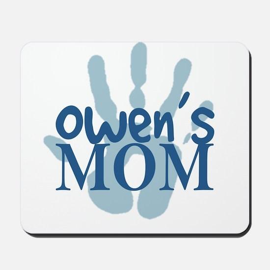 Owen's Mom Mousepad