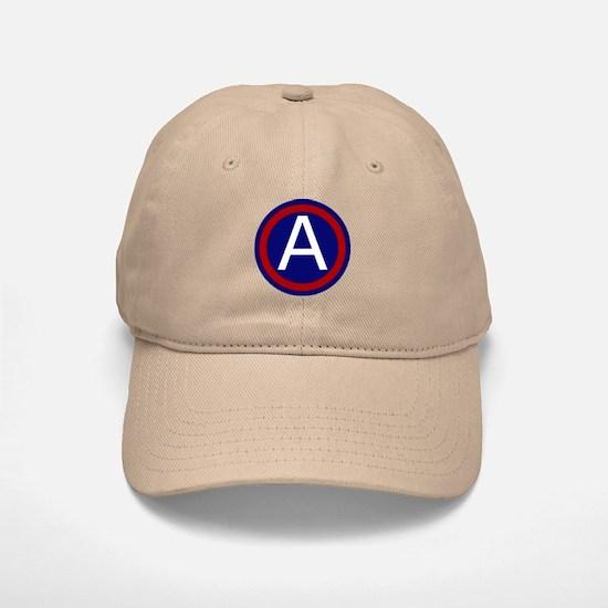 3rd Army Baseball Baseball Cap