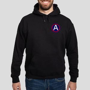 3rd Army Hoodie (dark)