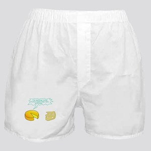 Holier Than Thou Attitude Boxer Shorts