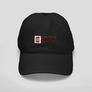 1st Bn 15th Field Artillery Black Cap
