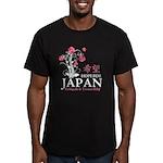 Cherry Blossoms - Japan Men's Fitted T-Shirt (dark