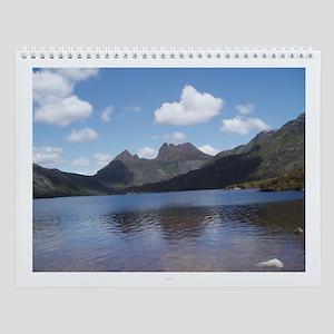 Elph Cradle Mountain Wall Calendar