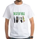 The Cut Out World T-Shirt