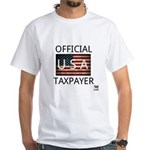Official Usa Taxpayer T-Shirt