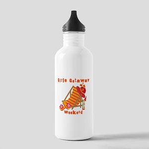 Girls Getaway Weekend Stainless Water Bottle 1.0L