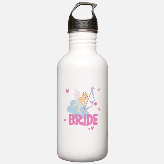 Angel Bride Water Bottle
