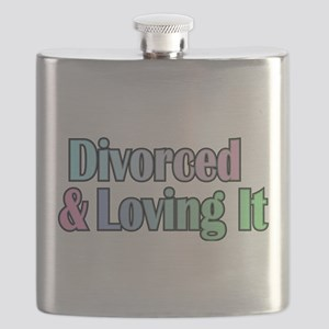 divorced and loving it Flask
